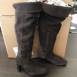 NEW Chamois Leather Boots